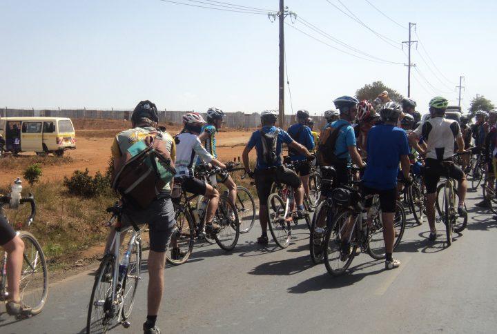 Tour de Afrique 2012
