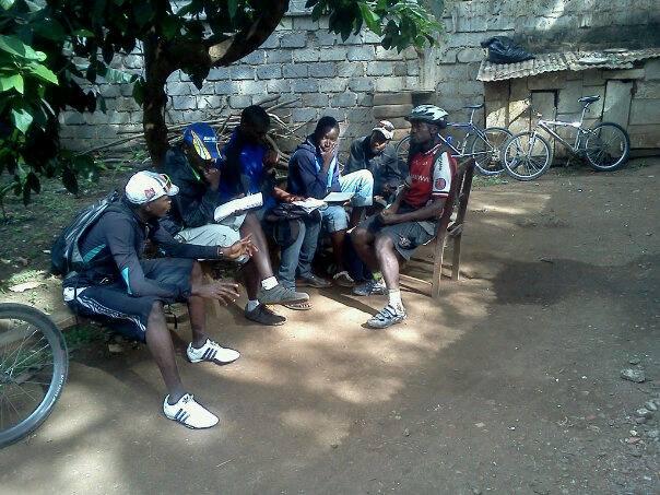 Club Cycloville Kenya